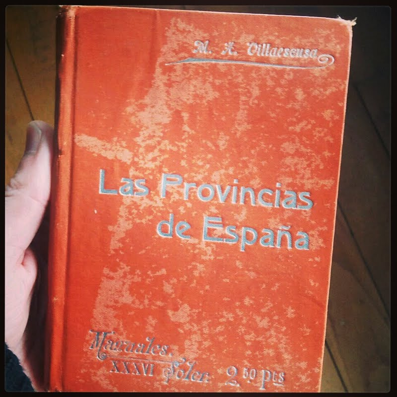 Las Provincias de España. 1905