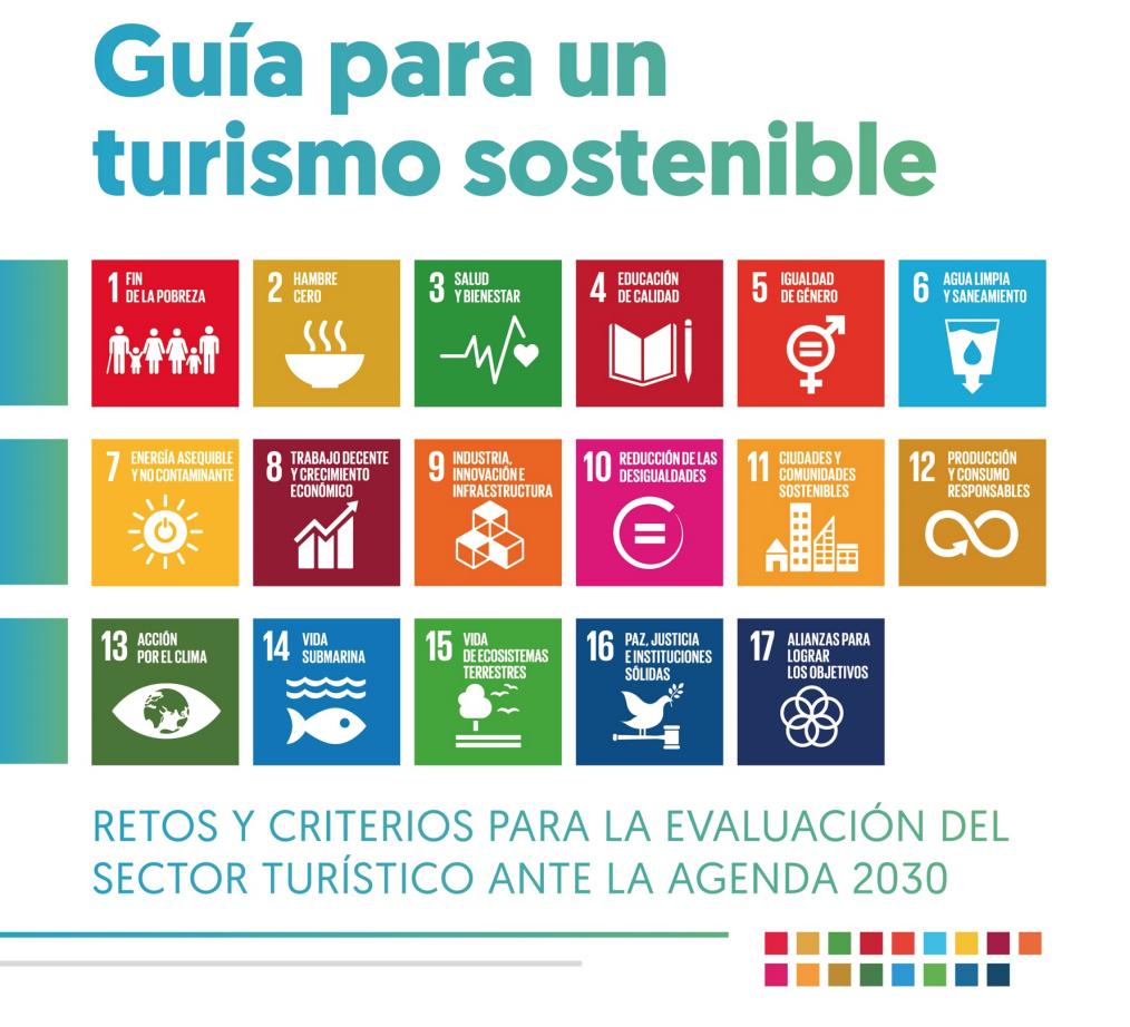 guia turismo sostenible ODS autoxiro